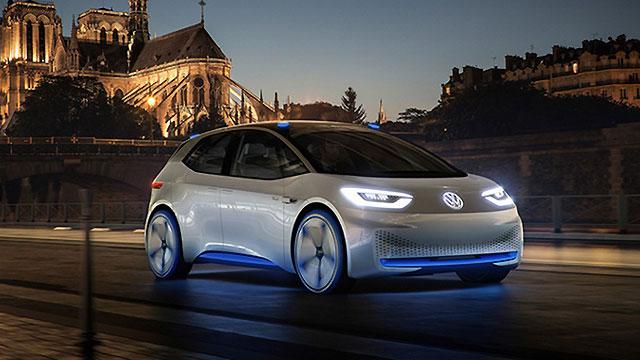 Volkswagen planira širu ponudu električnih I.D. modela