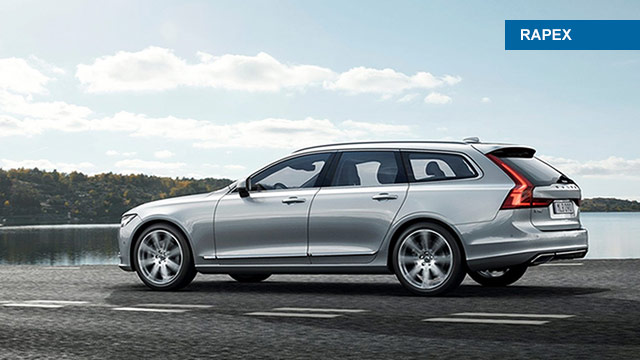 Volvo pokrenuo opoziv 10 modela zbog problema sa zračnim jastucima