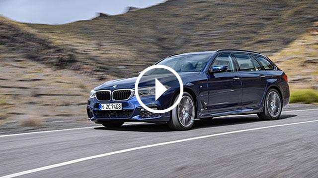 BMW predstavio novu seriju 5 Touring
