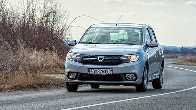 Dacia Sandero TCe 90 Easy-R Laureate