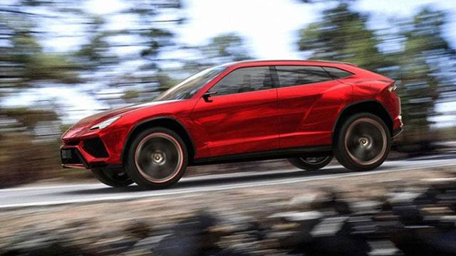 Lamborghini je potvrdio – proizvodnja modela Urus počinje u travnju