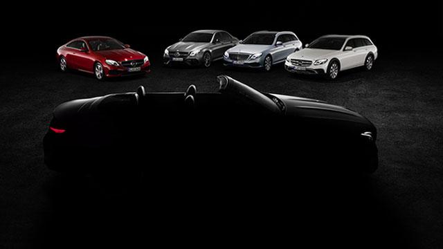 Mercedes-Benz najavio ženevsku premijeru E klase Cabriolet