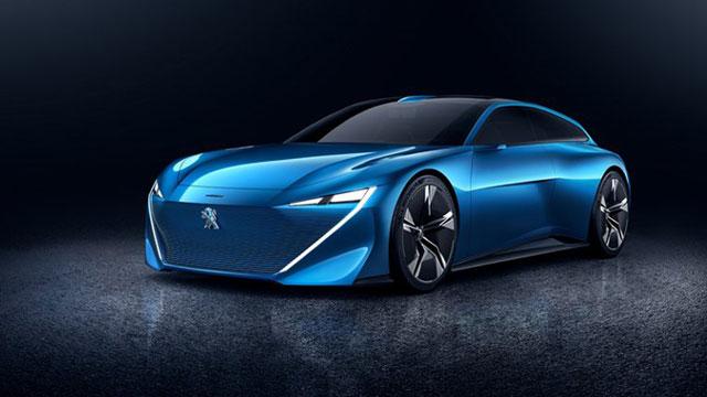 Peugeot Instinct Concept – najava izgledne budućnosti