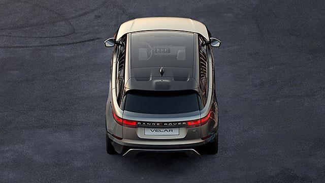 Range Rover Velar – novi model između Evoquea i Sporta