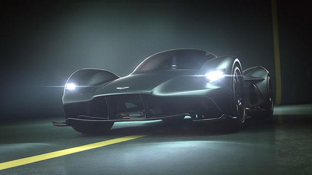 Aston Martin želi konkurenta McLarenu 720S