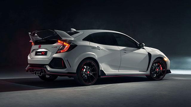 Honda predstavila novi Civic Type R