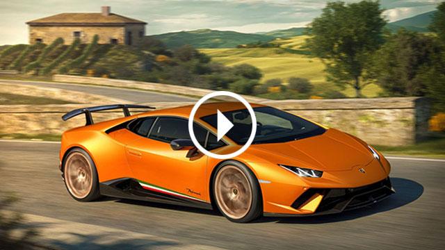 Lamborghini Huracan Performante – najsnažniji razjareni bik s V10 motorom