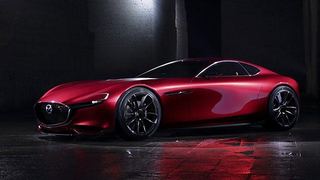 Mazda RX-9 stiže 2019?