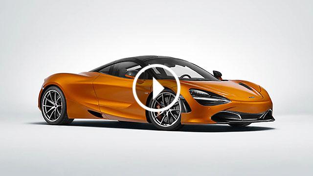 McLaren 720S – velika snaga i vrhunska aerodinamika