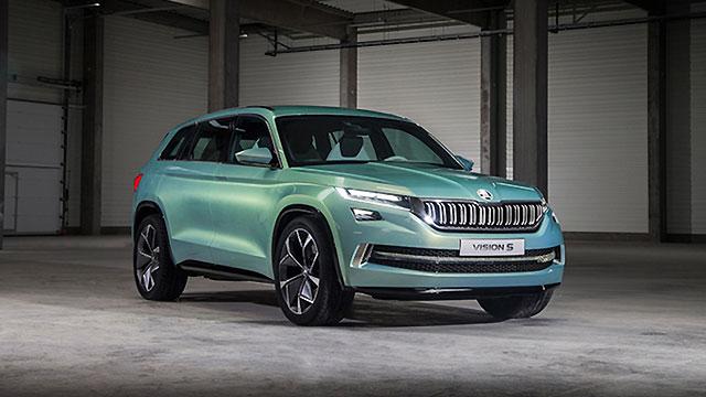 Prva električna Škoda stiže do 2020/2021.