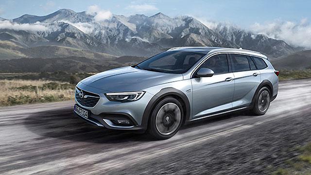 Opel predstavio novu Insigniju Country Tourer