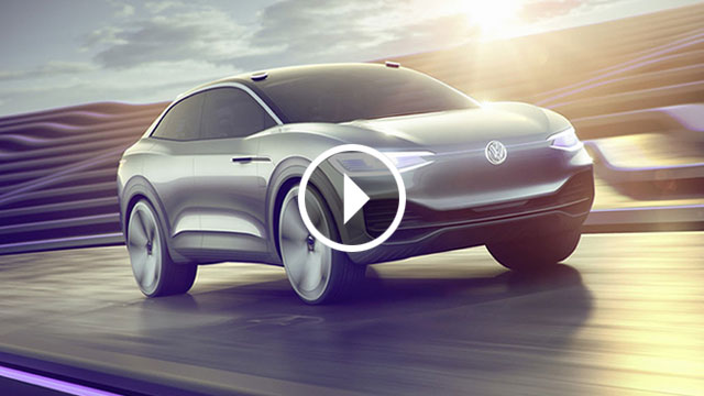 Volkswagen I.D. Crozz – najava električnog crossovera