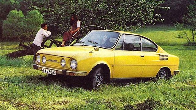 Škoda planira električni sportski model