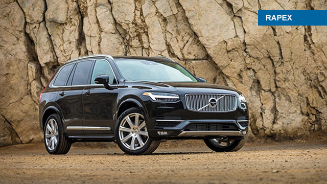 Volvo i u Hrvatskoj opozvao pet modela zbog zračnih zavjesa