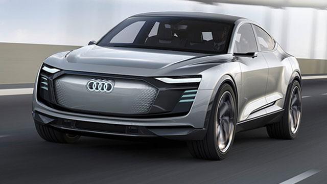 Audi potvrdio produkcijski e-tron Sportback za 2019.