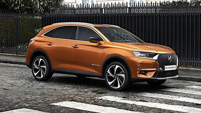 DS za 2019. priprema DS 3 Crossback