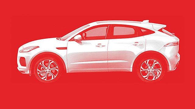 Jaguar najavio svoj novi crossover E-Pace