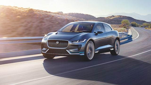 Jaguar – samo na struju?