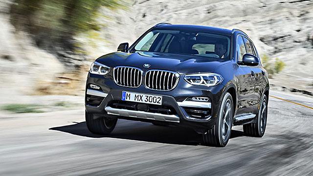 BMW registrirao oznake za i SUV-ove