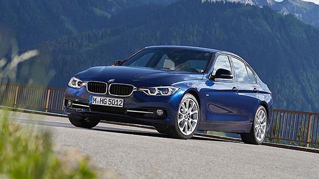 BMW za Frankfurt priprema električnu seriju 3