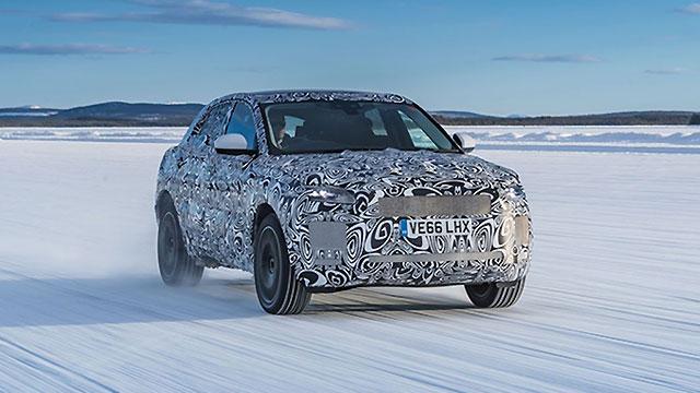 Jaguar najavio skoru premijeru modela E-Pace