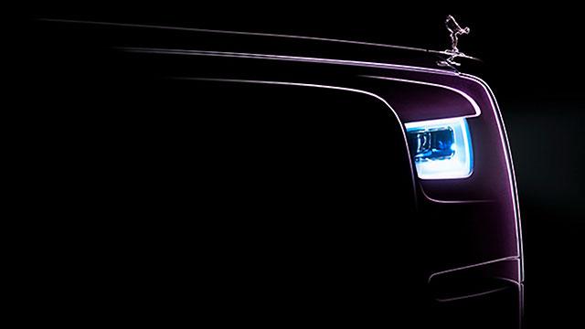 Rolls-Royce objavio novi teaser novog Phantoma