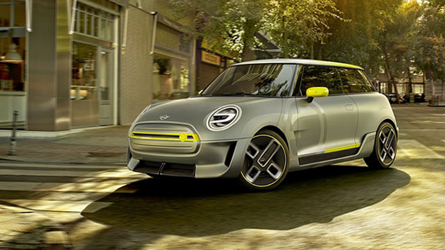 Mini radi na razvoju električnog SUV-a