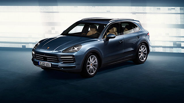 Novi Porsche Cayenne – procurile prve fotografije
