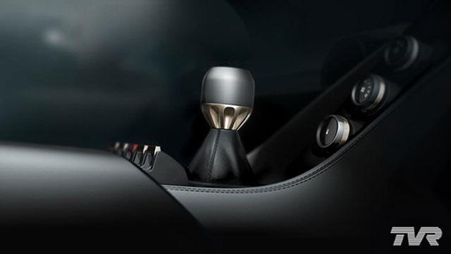 TVR još jednom najavio svoj novi V8 model