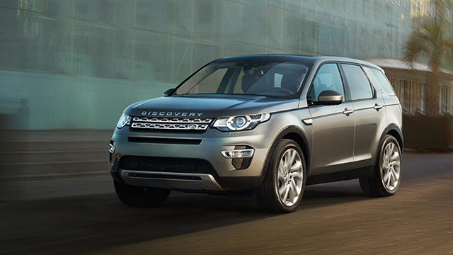 Posebna ponuda za Land Rover Discovery Sport uz uštedu od 57.014 kn