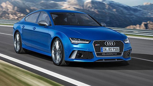 Audi priprema RS7 plug-in hibrid snage oko 700 KS
