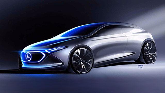 Mercedes-Benz EQ A – posljednji teaser najavio elegantni hatchback
