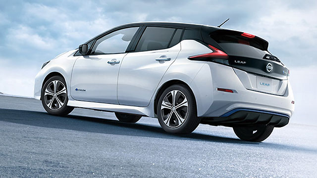 Novi Nissan Leaf će poslužiti kao osnova za novi električni SUV