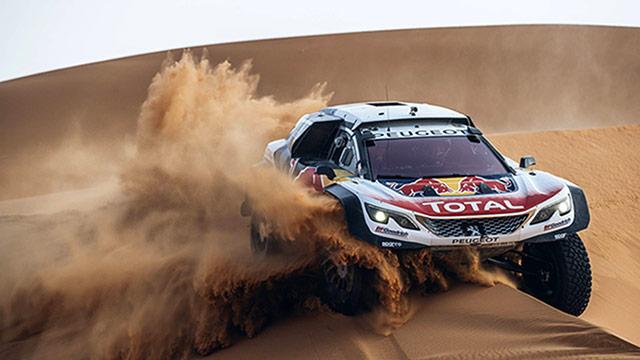 Peugeot 3008DKR Maxi je spreman za Dakar 2018.