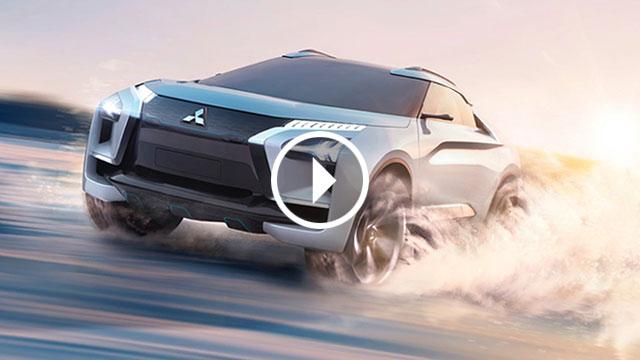 Mitsubishi e-Evolution – novi Evo za nova vremena