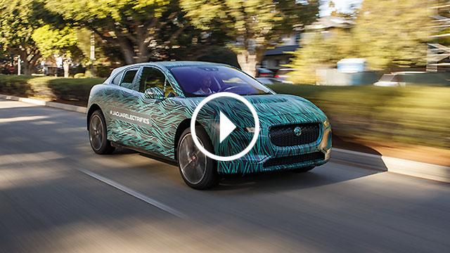 Jaguar privodi kraju razvoj električnog modela I-Pace