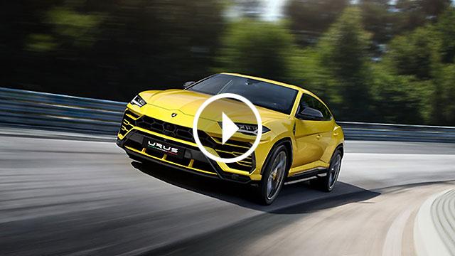 Lamborghini Urus – novi Rambo Lambo