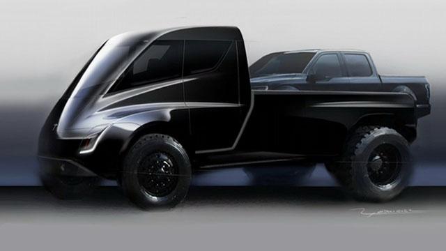 Tesla – Musk obećao pickup odmah nakon Modela Y