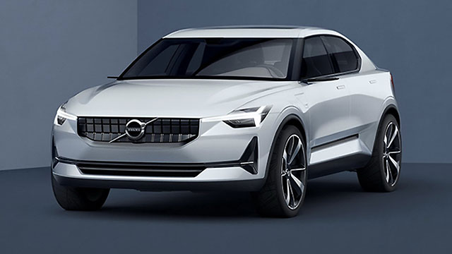 Električni Volvo V40 će biti dostupan s dvije izvedbe baterija