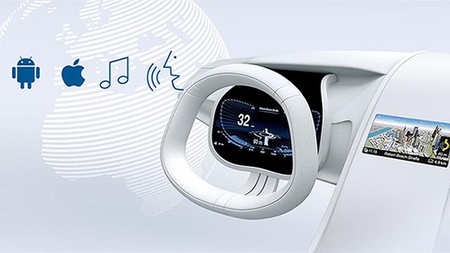 Bosch predstavlja naprednije upravljanje govorom