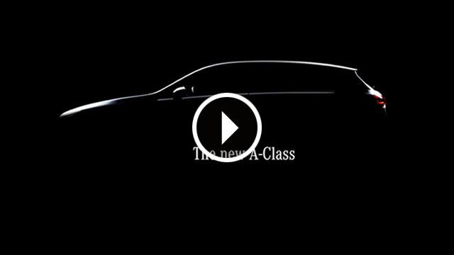 Mercedes-Benz još jednom najavio skoru premijeru nove A klase