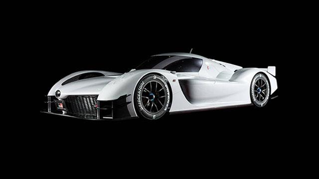 Toyota GR Super Sport – koncept s 1000 KS