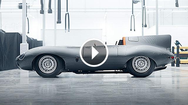 Jaguar ponovno pokreće proizvodnju modela D-type