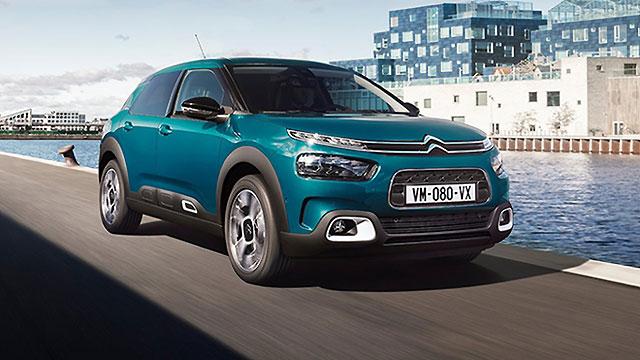 Sljedeći Citroën C4 Cactus stiže 2020. i u električnoj verziji