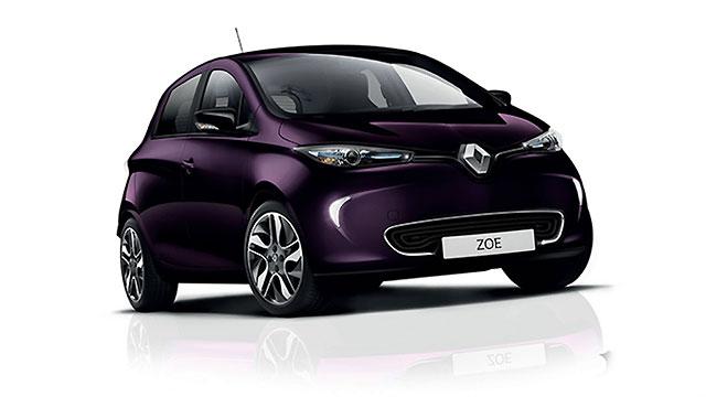 Renault spremio snažniji Zoe R110