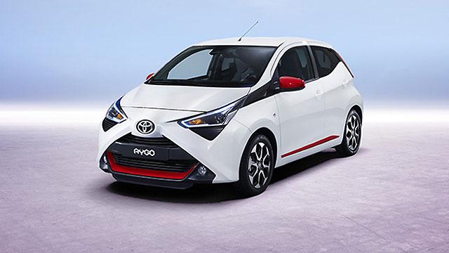 Toyota za Ženevu osvježila Aygo