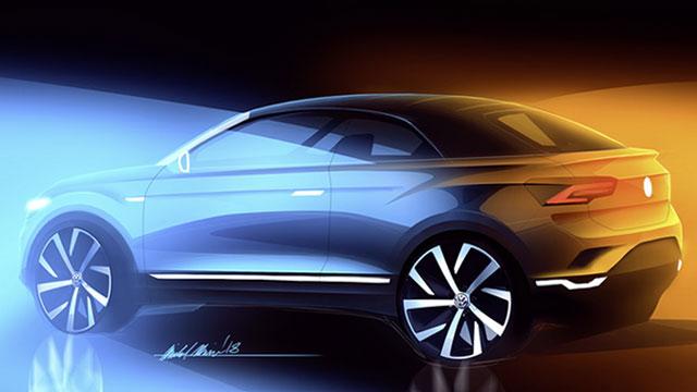 Volkswagen odlučio proizvesti kabriolet izvedbu modela T-Roc