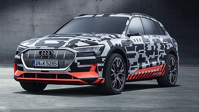 Audi još jednom najavio svoj prvi električni E-Tron SUV