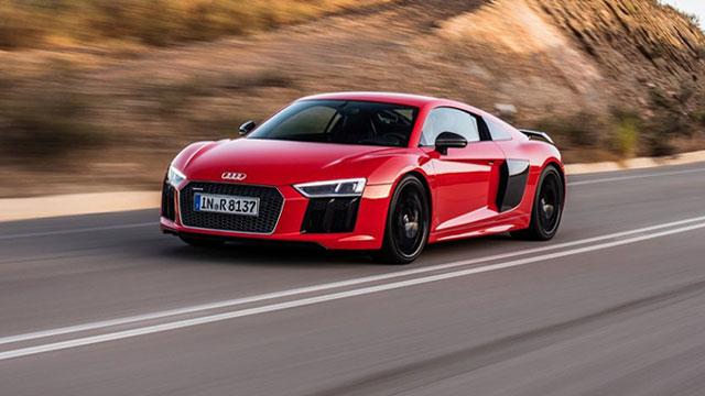 Audi R8 ipak s V6 motorom?