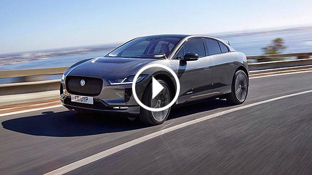 Jaguar I-Pace – 400 električnih konja i 480 km autonomije